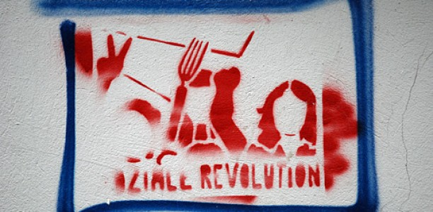 """""""Wir wollen eine Revolution!"""""""