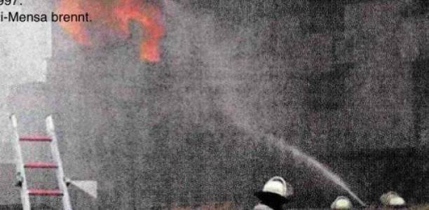 Die Uni muss brennen: O-Woche 2011