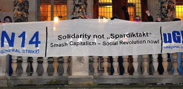 14N: Streik allein hilft nicht.