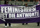 """""""Wir wollen diese patriarchalen und kapitalistischen Verhältnisse fallen sehen."""""""