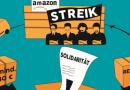 Solidarität mit den Streikenden von Amazon!