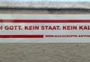 3. September 2016, 14 Uhr, Bahnhofsvorplatz: Gegen Salafismus und Rechtspopulismus!