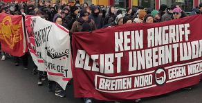 Bremen-Nord: Es reicht schon lange – Nazis in ihrer Komfortzone angreifen!